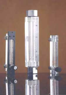 Acrylic body Rotameter, Rotameter Suppliers in India